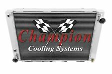 3 Row RS Champion Radiator for 1964 1965 1966 Thunderbird