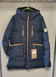 Burton Womens X-Large KING PINE Insulated Down Ski Jacket Black
