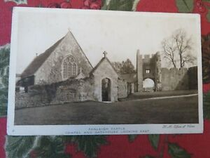 Vintage c1920s Farleigh Castle Real Photo Postcard