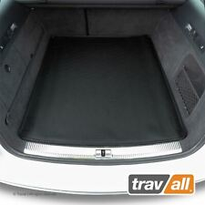 Travall® Boot Mat  for AUDI A6, S6, RS6 Avant & Allroad Quattro (11-18) TBM1063