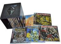Iron Maiden Complete 12 Albums Box Set 15 Enhanced CD's NEW U.S Shipper