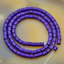"""4x4mm  Howlite Turquoise Heishi Loose Spacer Beads 16"""" Pick Color"""