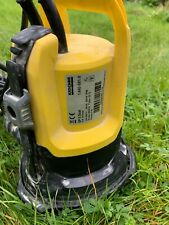 More details for karcher sp 5 dual water pump 9500l per hour used