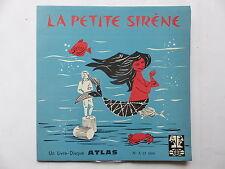 "25 cms 10"" La petite sirene Compagnie L. DUPONT BECKER  GRIEG ROBERT PLANET"