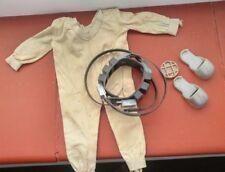 VINTAGE RARE ORIGINAL ACTION MAN Deep Sea Diver Costume/Pièces de rechange