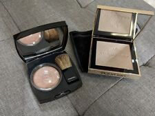 Authentic Chanel Blush Powder 12 Coups De Minuit Burberry Gold Glow Highlighter