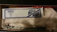 Roundhouse Mdc Ho 36' Old Time Asco Milk Billboard trussrod reefer Kit Nib