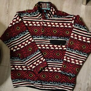 Patagonia synchilla snap-t pullover womens