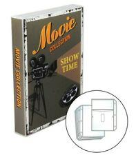Blu-ray/DVD Movie Collection Travel Storage Case, Holds 10 Movie Discs