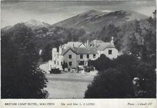 MALVERN( Worcestershire) : British Camp Hotel