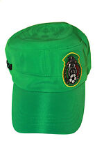 MEXICO GREEN  FIFA SOCCER WORLD CUP MILITARY HAT CAP .. NEW