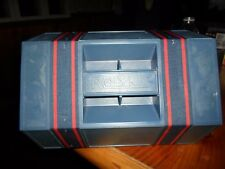 "Blue~42""~Rolykit Storage Box~Organizing~Fishing~Crafts~Jewelry~Toys~Tools"