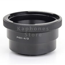 Camera Adapter For Pentacon 6 Kiev 60 Lens to Olympus Four Thirds 4/3 E-5 E-7