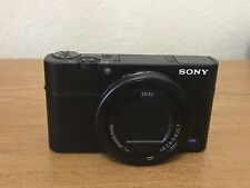 Sony Cyber-shot RX100M3 RX100 III 20.1 MP Digital Camera Near Mint Condition