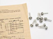 GT313A Germanium PNP HF Transistors (USSR - 1980s) QTY=10