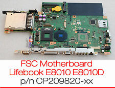 MOTHERBOARD FSC SIEMENS FUJITSU LIFEBOOK E8010 CP209820-XX OVP