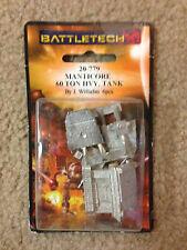 Classic Battletech Manticore Heavy Tank 20-779