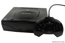 # regionfree Sega Saturn + pad + electricidad + TV-puerto + 50/60hz interruptor-Top