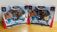 2019-20 PANINI PRIZM NBA BASKETBALL FOTL 1ST OFF LINE BOX ZION MORANT RC LEBRON