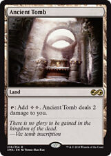 MTG ANCIENT TOMB FOIL EXC - TOMBA ANTICA - UMA - MAGIC