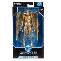 Wonder Woman Gold 1984 - DC Multiverse 7 Inch Action Figure - McFarlane Toys