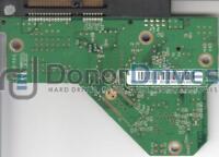 WD5000AVVS-63ZWB0, 2061-701444-J00 AB, WD SATA 3.5 PCB