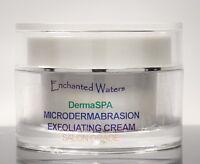 MicroDermabrasion Cream - Anti Aging Wrinkle Pores - Resurfacing Exfoliant Scrub