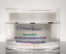 MicroDermabrasion Cream Crystals Scrub Anti Aging Wrinkle Resurfacing Exfoliant