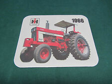 IH 1066 2 POST Tractor Mouse pad