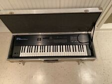 Roland D-10 Multi Timbral Linear Synthesizer in Great Condition W/case