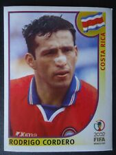 Panini Sticker 231 Rodrigo Cordero Costa Rica WM 2002 Korea Japan
