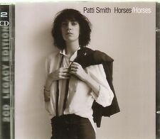 2 CD (NEU!) PATTI SMITH Horses (+live-CD 2005 Patty / Gloria Redondo Beach mkmbh