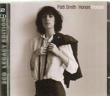 2 CD (NOUVEAU!) Patti Smith HORSES (+ live-CD 2005 Patty/Gloria Redondo mkmbh