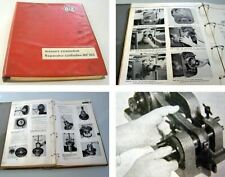 Werkstatthandbuch Massey Ferguson MF 165 Reparaturleitfaden Original