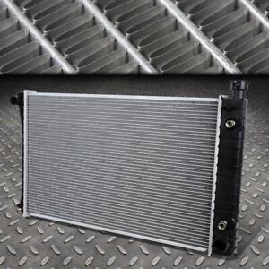 FOR 88-95 CHEVY GMC C/K PICKUP/SUBURBAN AT OE STYLE ALUMINUM RADIATOR DPI 618