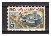 s24836) FRANCE 1963 MNH** Broadcasting building 1v
