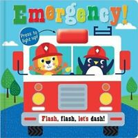 Emergency! by Hayley Kershaw 9781788437042 | Brand New | Free UK Shipping