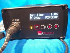 New listing Itherm Hig 1.4 1kW Air-Cooled Induction Heating Power Supply w Coil P1-26-A022