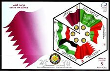 Qatar 2006 ** Bl.50 GCC Flaggen Flags GCC Summit