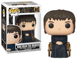 Game of Thrones Funko Pop! Vinyl Figure - King Bran the Broken #83