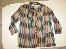 Women's Vintage Angelique Imports Blazer Jacket - L