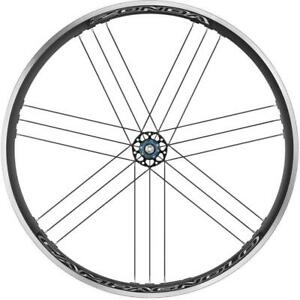 Campagnolo Bicycle Bike Zonda C17 Campagnolo Bicycle Bike Wheels Black - Pair