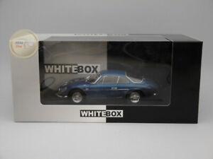 Alpine Renault A110 1300 - Whitebox 1:24 - WB124058AZ