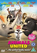 ANIMALS UNITED 3D - DVD - REGION 2 UK