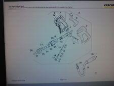 Gun Valve Pin Kit Karcher Pressure Washer Spare Part 5.582-089.0      55820890