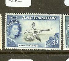 ASCENSION  (P2401B) QEII  3D BIRD   SG62    MNH