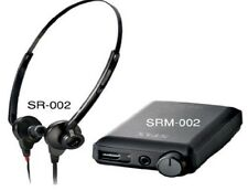 New STAX SRS-002 Earspeaker System SR-002 + SRM-002 Japan import Fast Shipping