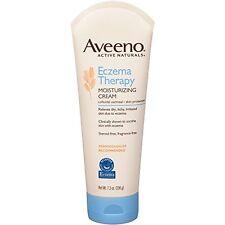 NEW Aveeno Eczema Therapy Moisturizing Cream 7.3 Ounce