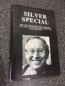(U)Rare Vintage  Magic Trick Book Silver Special By Roy Johnson
