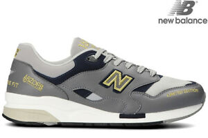 US10.5 NEW BALANCE CM1600 LE GRAY Limited Edition JAPAN Exclusive Sneakers